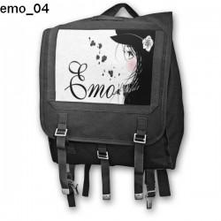Plecak kostka Emo 04