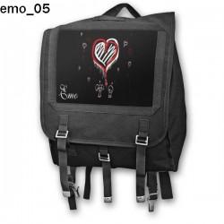 Plecak kostka Emo 05