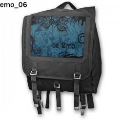 Plecak kostka Emo 06