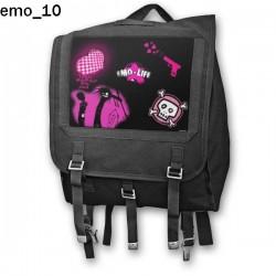 Plecak kostka Emo 10