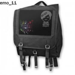 Plecak kostka Emo 11