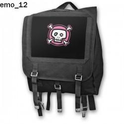 Plecak kostka Emo 12
