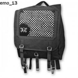 Plecak kostka Emo 13
