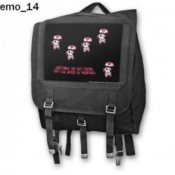 Plecak kostka Emo 14