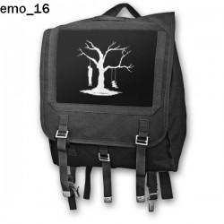 Plecak kostka Emo 16