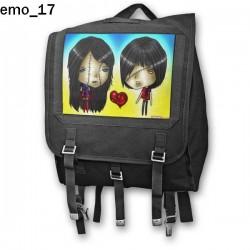 Plecak kostka Emo 17