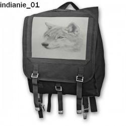 Plecak kostka Indianie 01