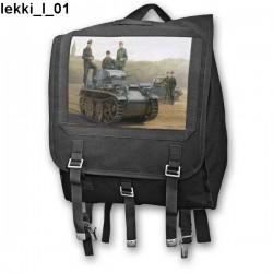 Plecak kostka Lekki I 01