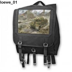 Plecak kostka Loewe 01