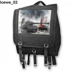 Plecak kostka Loewe 02