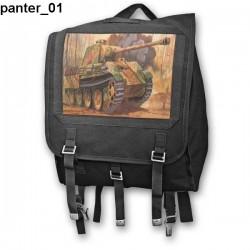 Plecak kostka Panter 01