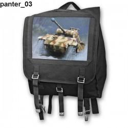 Plecak kostka Panter 03