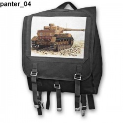 Plecak kostka Panter 04