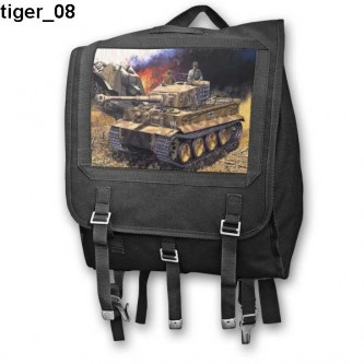 Plecak kostka Tiger 08