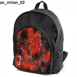 Plecak szkolny Ac Milan 02