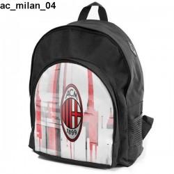 Plecak szkolny Ac Milan 04