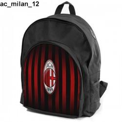 Plecak szkolny Ac Milan 12