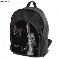 Plecak szkolny Bruce Lee 05