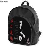 Plecak szkolny Bruce Lee 07