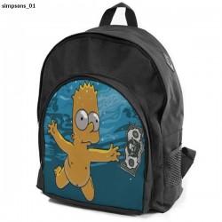Plecak szkolny Simpsons 01