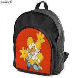 Plecak szkolny Simpsons 02