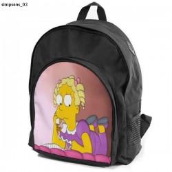 Plecak szkolny Simpsons 03