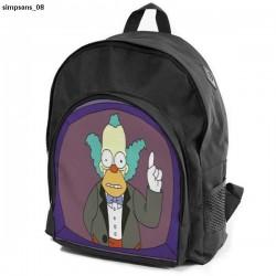 Plecak szkolny Simpsons 08