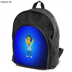 Plecak szkolny Simpsons 09