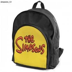 Plecak szkolny Simpsons 12