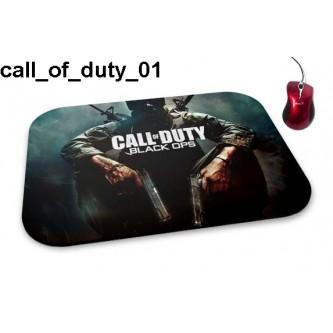 Podkładka pod mysz Call Of Duty 01