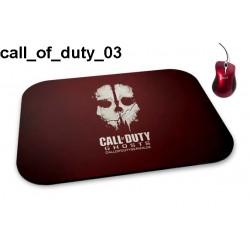 Podkładka pod mysz Call Of Duty 03