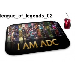 Podkładka pod mysz League Of Legends 02