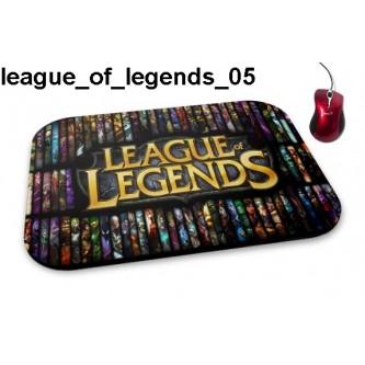 Podkładka pod mysz League Of Legends 05