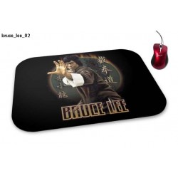 Podkładka pod mysz Bruce Lee 02