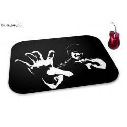 Podkładka pod mysz Bruce Lee 06