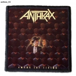 Naszywka Anthrax 03