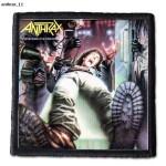 Naszywka Anthrax 11