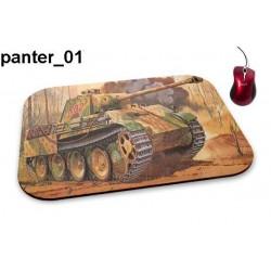 Podkładka pod mysz Panter 01