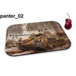 Podkładka pod mysz Panter 02