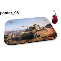 Podkładka pod mysz Panter 06