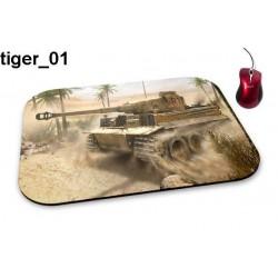 Podkładka pod mysz Tiger 01