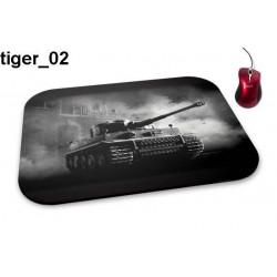 Podkładka pod mysz Tiger 02