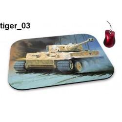 Podkładka pod mysz Tiger 03