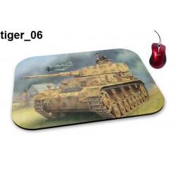 Podkładka pod mysz Tiger 06