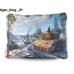Poduszka Tiger King 01