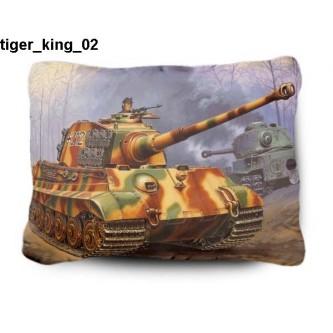 Poduszka Tiger King 02