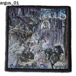 Naszywka Argus 01