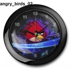Zegar Angry Birds 02