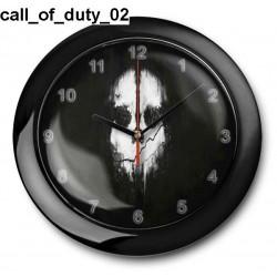 Zegar Call Of Duty 02