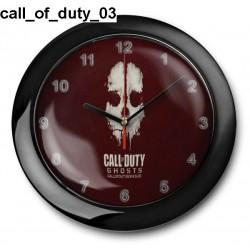 Zegar Call Of Duty 03